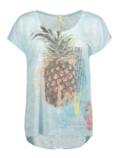 Key Largo T-shirt WT00124 SUNRISE 1509 LIGHT GREEN