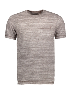 Jack & Jones T-shirt JPRNICK TEE SS CREW NECK 12136017 Fudge