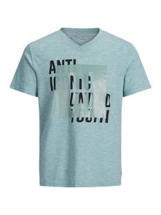 Jack & Jones T-shirt JCOCELL TEE SS 12137061 Tourmaline