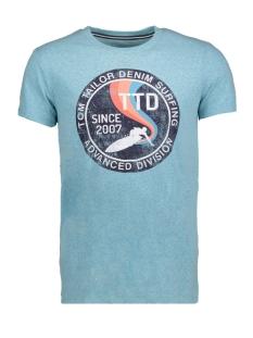 Tom Tailor T-shirt 1003721 12733