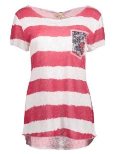 Key Largo T-shirt WT JOHANNA ROUND WT00079 1300 Red