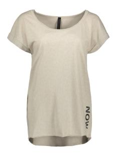 10 Days T-shirt TEE LEOPARD 20 751 8103 BONE