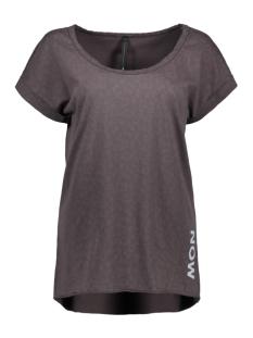 10 Days T-shirt TEE LEOPARD 20 751 8103 LAVA