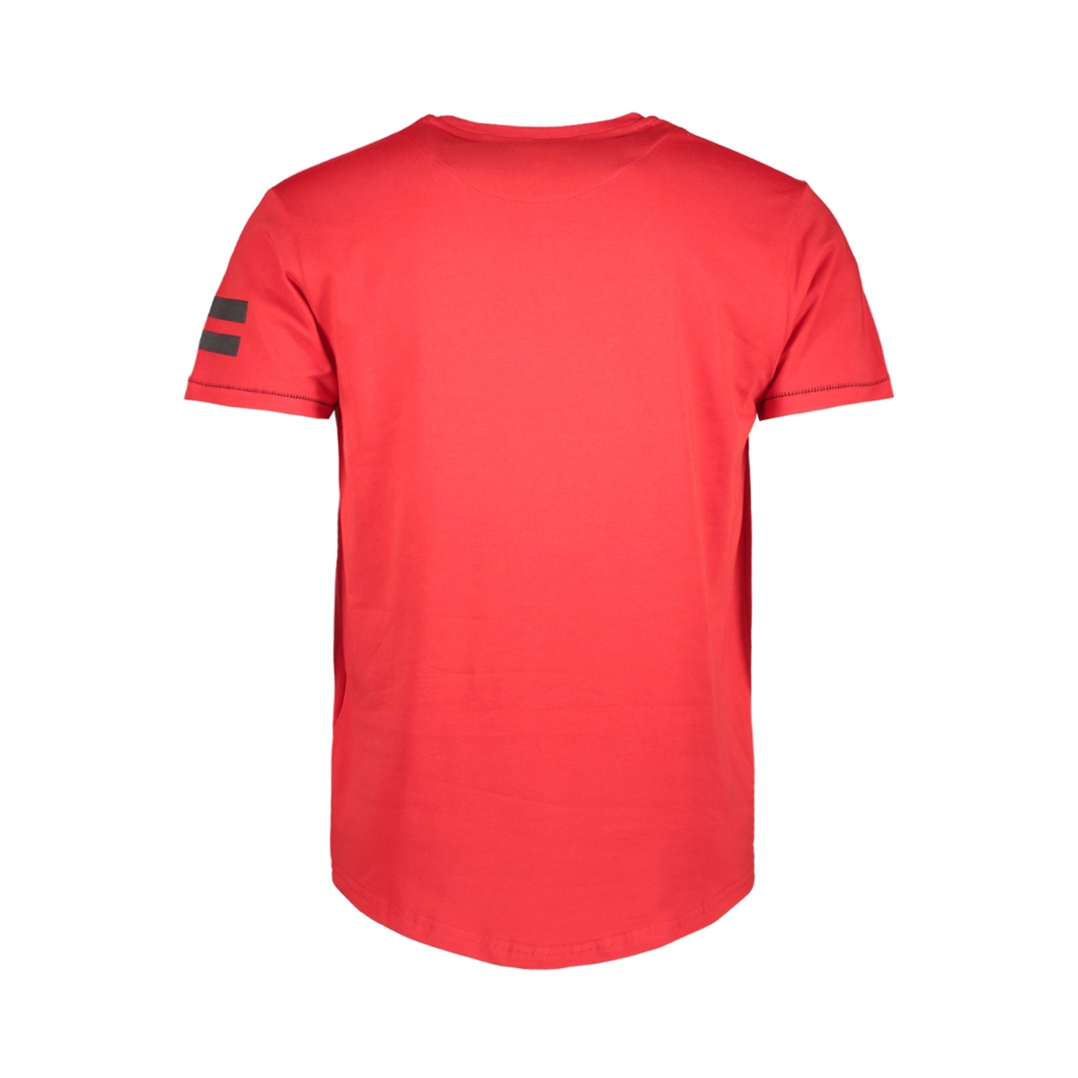 13859 gabbiano t-shirt red