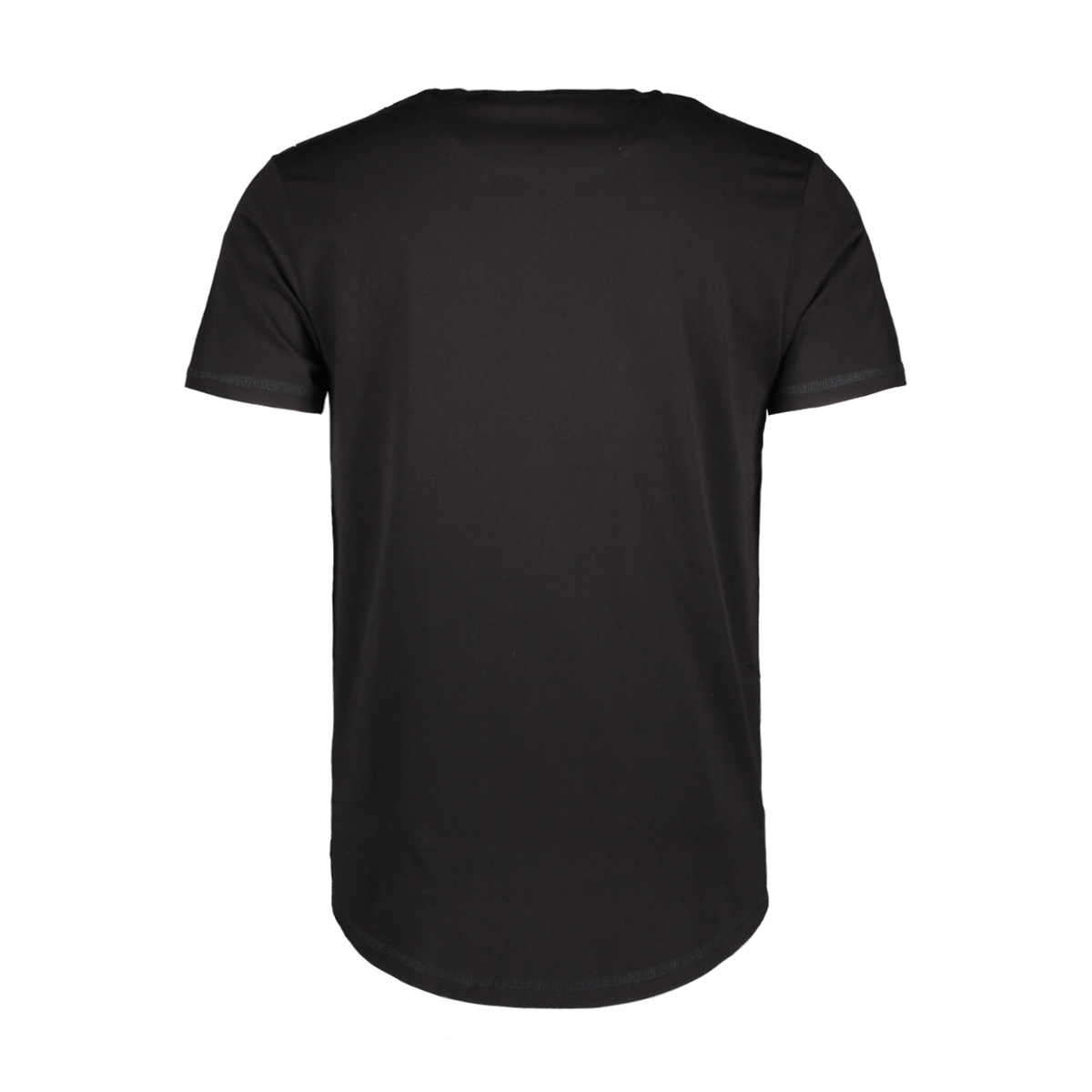 13860 gabbiano t-shirt black