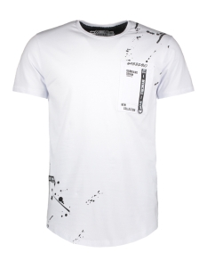 Gabbiano T-shirt 13860 WHITE