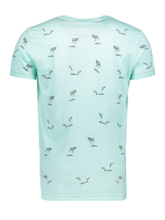 13897 gabbiano t-shirt light mint