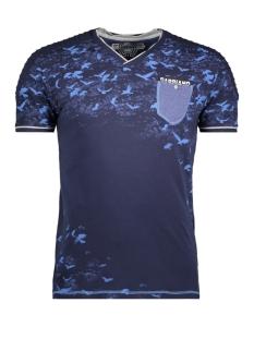 13876 gabbiano t-shirt navy