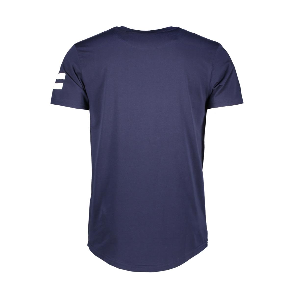 13861 gabbiano t-shirt navy