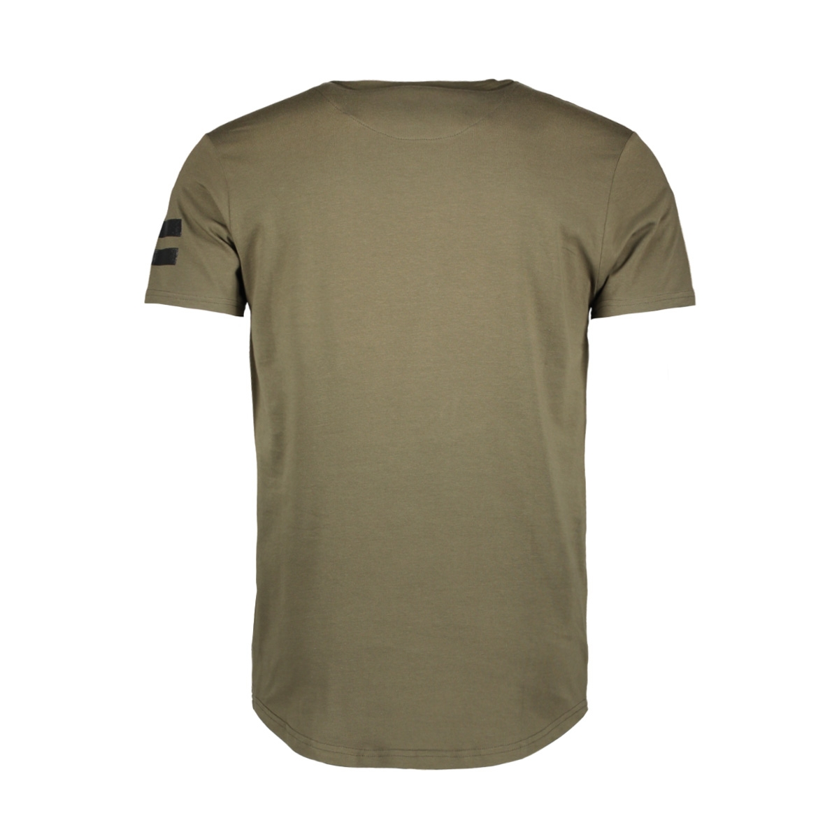 13861 gabbiano t-shirt army