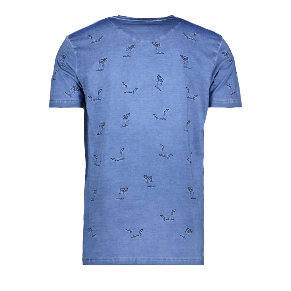 13897 gabbiano t-shirt light blue