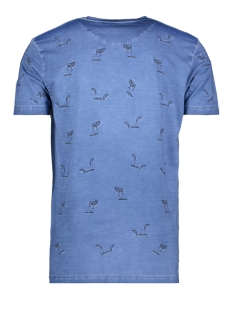 13897 gabbiano t-shirt light blue