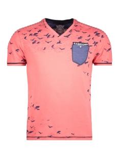 Gabbiano T-shirt 13876 CORAL