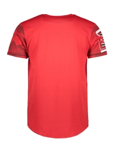 13866 gabbiano t-shirt red