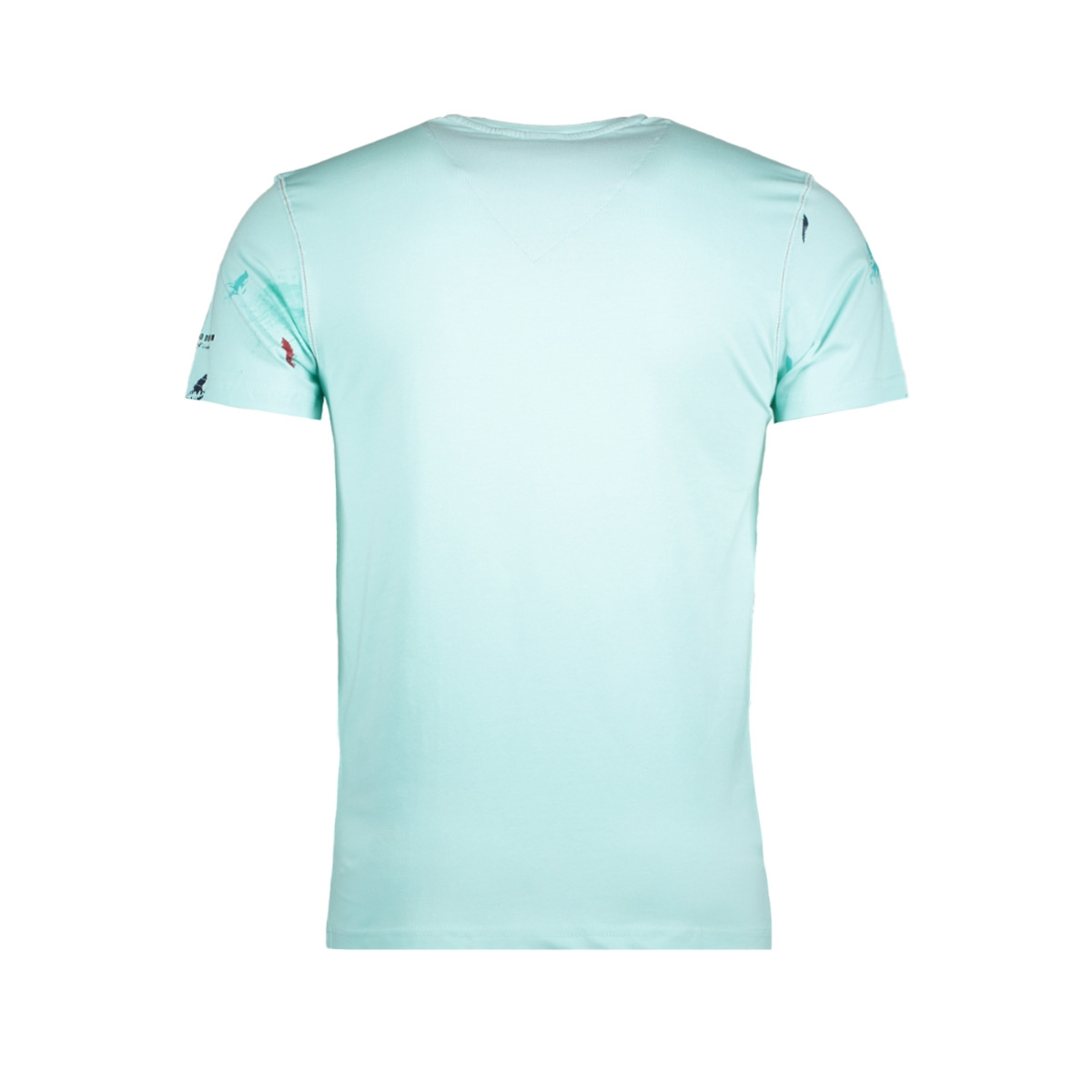 13877 gabbiano t-shirt light mint