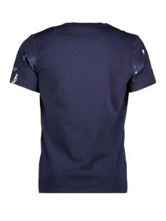 13877 gabbiano t-shirt navy