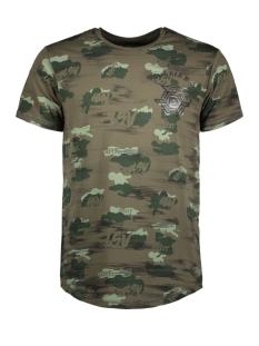 Gabbiano T-shirt 13862 ARMY