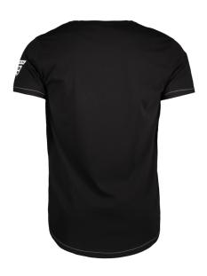 13865 gabbiano t-shirt black