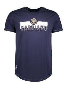13865 gabbiano t-shirt navy