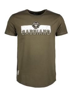 13865 gabbiano t-shirt army