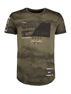 13866 gabbiano t-shirt army