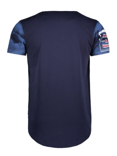 13866 gabbiano t-shirt navy