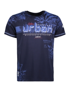 13879 gabbiano t-shirt navy