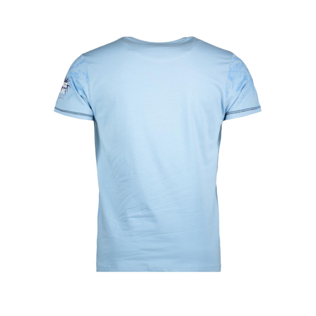 13879 gabbiano t-shirt light blue