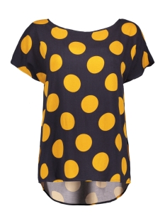 Saint Tropez T-shirt T1202 DOT BLOUSE 9069