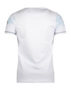 13879 gabbiano t-shirt white