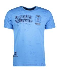 13885 gabbiano t-shirt blue