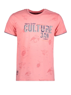 Gabbiano T-shirt 13886 SALMON PINK