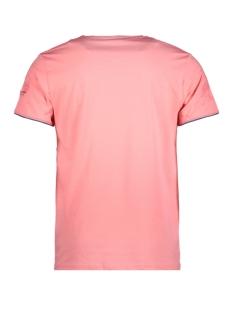 13886 gabbiano t-shirt salmon pink
