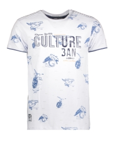13886 gabbiano t-shirt white