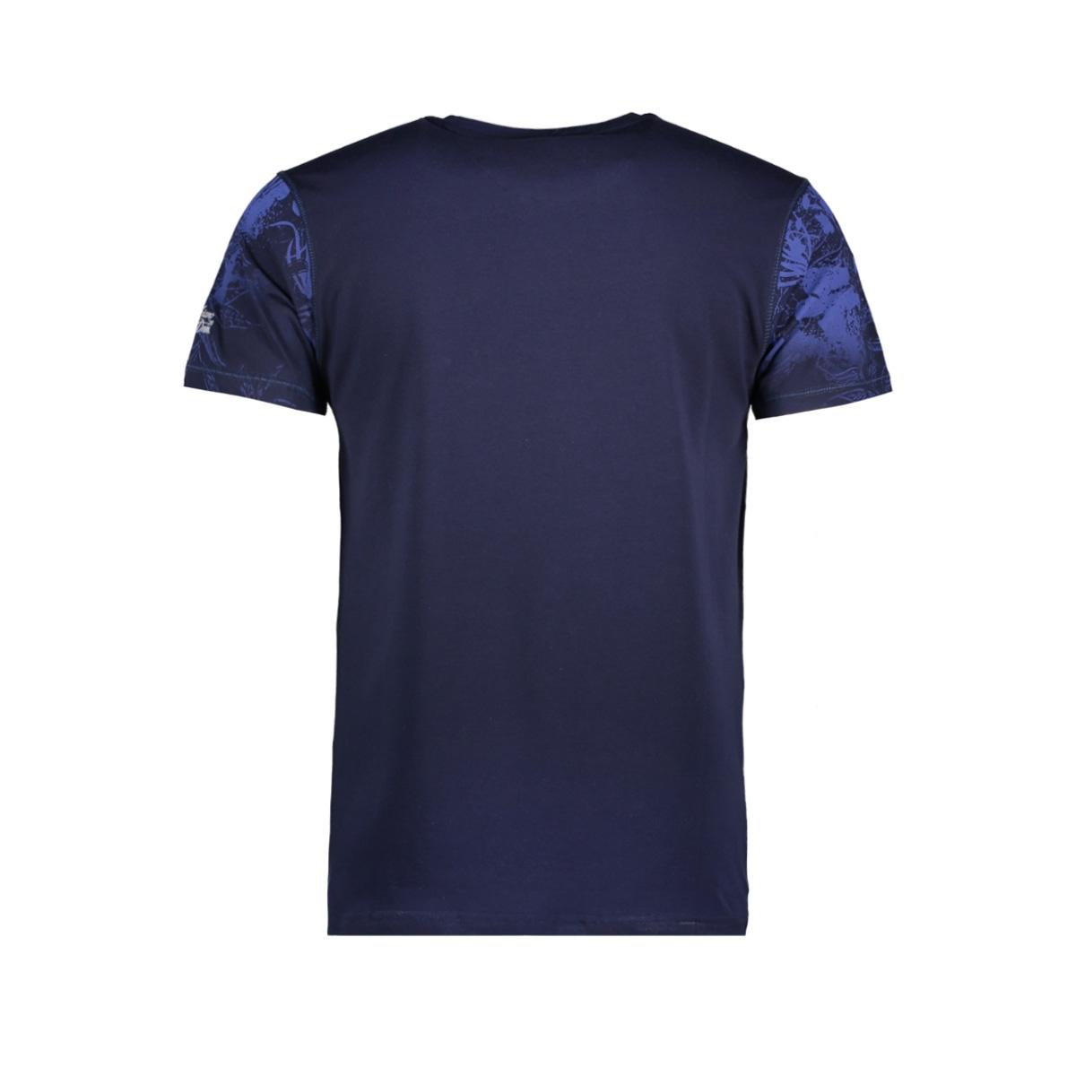 13895 gabbiano t-shirt navy
