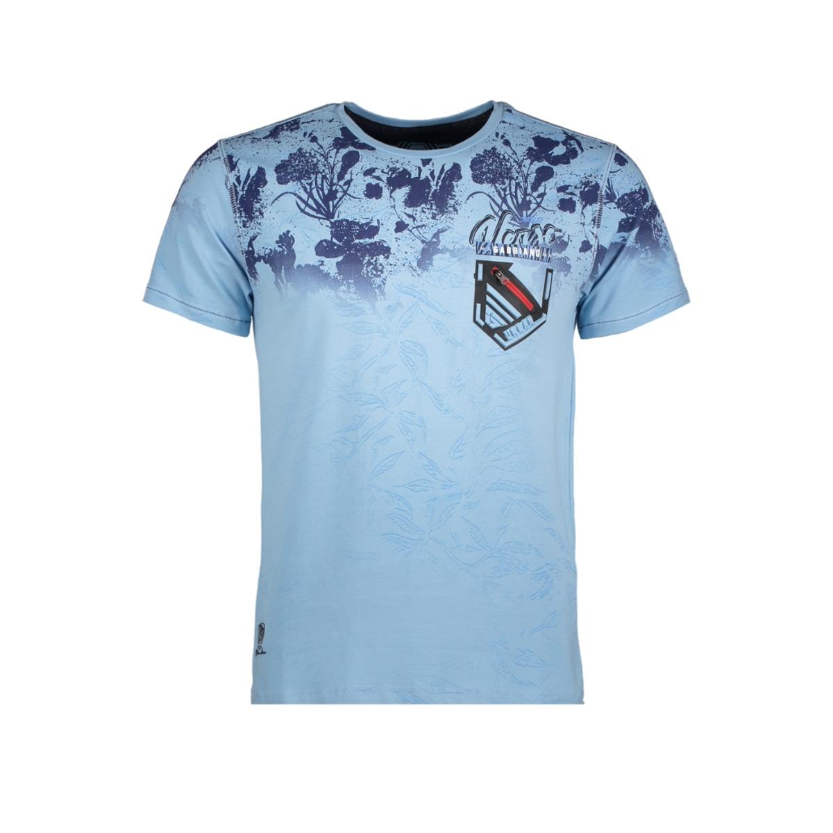 13895 gabbiano t-shirt light blue