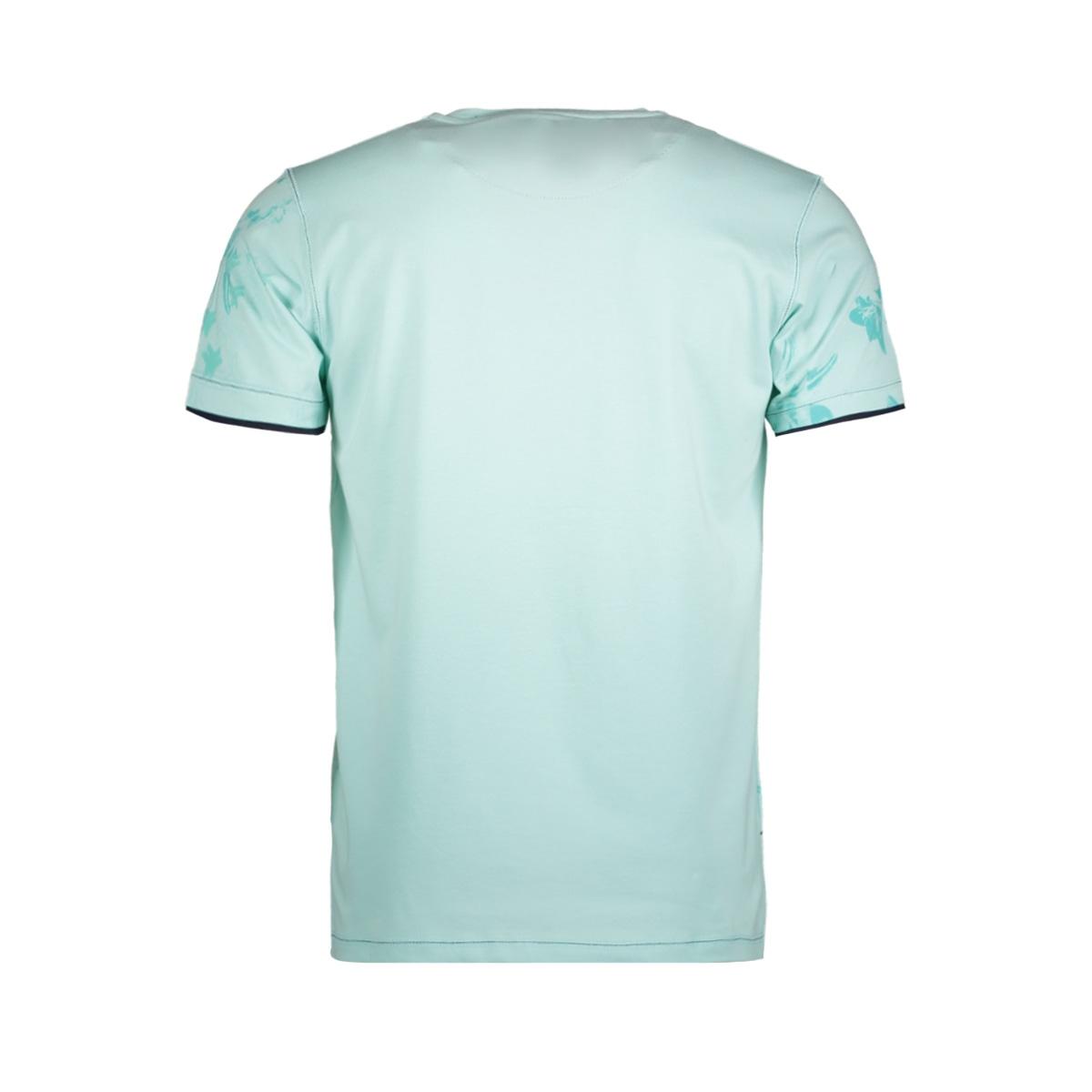 13896 gabbiano t-shirt light mint