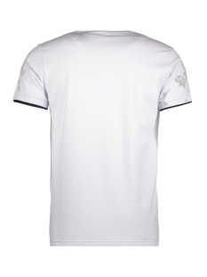 13896 gabbiano t-shirt white