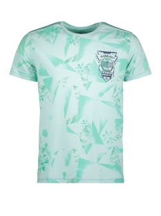 13898 gabbiano t-shirt light mint
