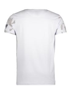 13898 gabbiano t-shirt white