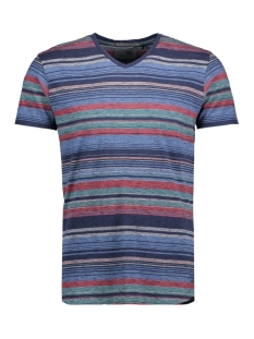 NO-EXCESS T-shirt 85350357 136 Indigo Blue