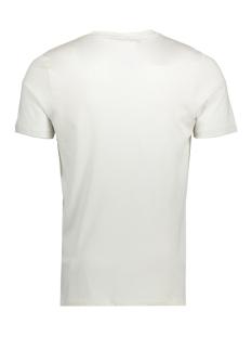 jcotone tee ss crew neck 12138420 jack & jones t-shirt glacier gray