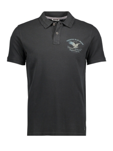 jprheritage ss polo 12142904 jack & jones polo caviar/slim fit
