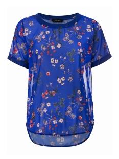 Dayz T-shirt JULIETTE TOP KOBALT MULTI