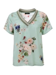 Dayz T-shirt JENNIFER PRINT TOP MINT MULTI