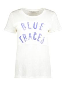 Garcia T-shirt S80012 53 Off white