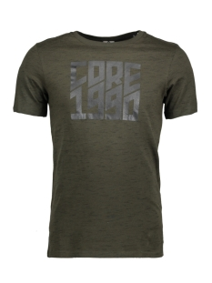 jcoleon tee ss crewneck  12123092 jack & jones t-shirt rosin
