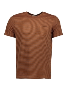 Jack & Jones T-shirt JPRDUSTIN TEE SS CREW NECK 12141245 Autumnal