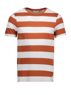 Only & Sons T-shirt onsDONTELL SS TEE REG 22009992 Bombay Brown