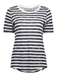 Garcia T-shirt S80003 292 Dark moon